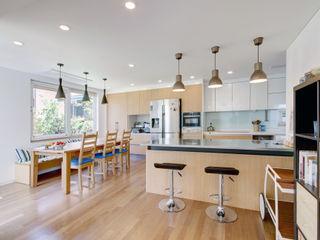mlnp architects Modern Yemek Odası
