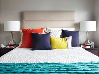 ANNA DUVAL Спальня в стиле модерн Бирюзовый