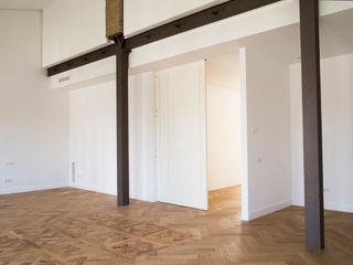 MAR House Singularq Architecture Lab Salones de estilo mediterráneo