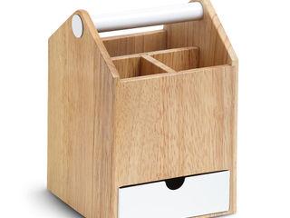 Enjoyme SchlafzimmerAccessoires und Dekoration Holz Holznachbildung