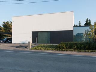 House WR Niko Wauters architecten bvba منازل