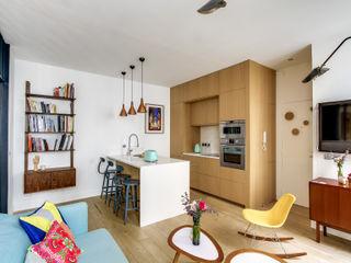 Transition Interior Design Madera Beige