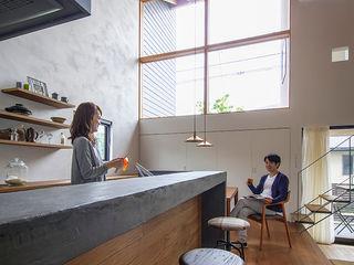 nobuyoshi hayashi Cocinas de estilo ecléctico
