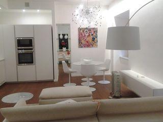 Loredana Vingelli Home Decor Living roomStools & chairs Plastic White