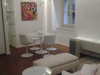 Loredana Vingelli Home Decor Dining roomChairs & benches Plastic White