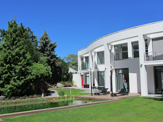 Natur & Heim GmbH Jardines de estilo mediterráneo