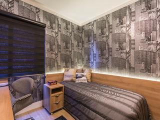 Lo. interiores Moderne Schlafzimmer