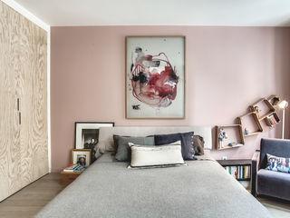 cristina velani Scandinavian style bedroom