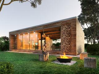 Eugene Chekhov Casas de estilo minimalista