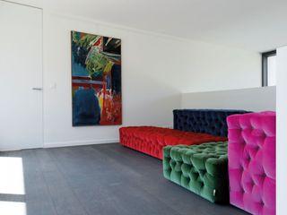 De Plankerij BVBA Modern Walls and Floors Wood