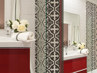 Pinar Miró S.L. 現代浴室設計點子、靈感&圖片