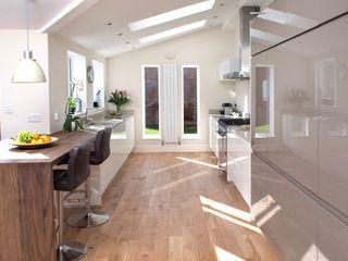 Mill Grove Haus12 Interiors Modern Kitchen