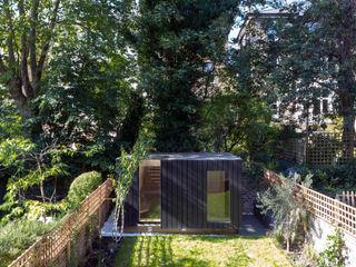 Shadow Shed Neil Dusheiko Architects Modern home