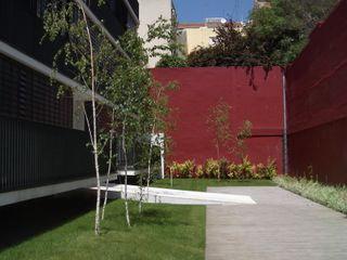 Condominio Lapa Lisboa Estudio Marta Byrne Paisajismo Jardines de estilo moderno