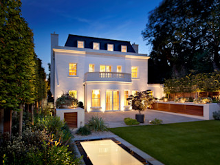 Two Houses, St John's Wood KSR Architects Classic style houses