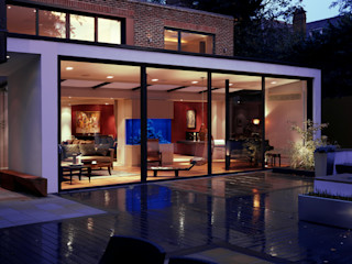 Compton Avenue, Highgate KSR Architects Modern Terrace