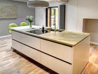 Greenfield Place Haus12 Interiors Modern Kitchen