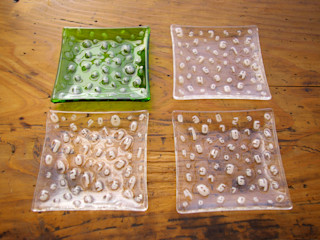 glassware & accessories 23n. ArtworkOther artistic objects Glass Transparent