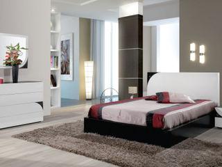 relax mobiliário e decoração BedroomBeds & headboards Engineered Wood Wood effect