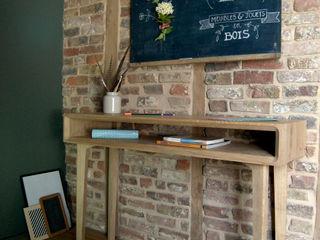 Console bureau sur mesure B4 Salle à mangerTables Bois