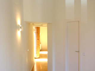 Beriot, Bernardini arquitectos Ingresso, Corridoio & Scale in stile moderno