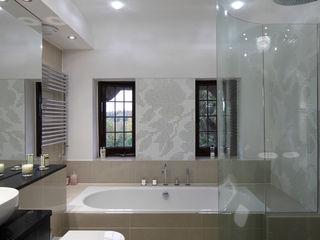 Bathroom design Quirke McNamara 現代浴室設計點子、靈感&圖片 Beige