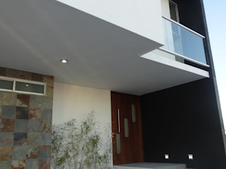 CONSTRUCTORA ARQOCE Modern houses