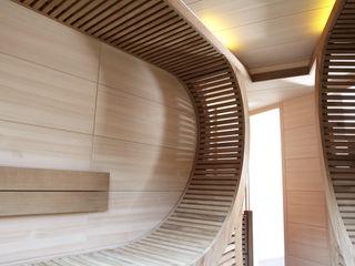 Erdmann Exklusive Saunen Spa moderno