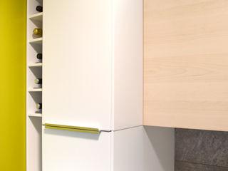 amBau Gestion y Proyectos Moderne Küchen