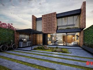 Estudio Meraki Eclectic style houses