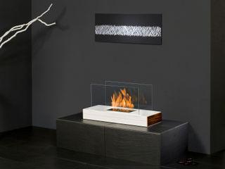 Plain Fire muenkel design - Elektrokamine aus Großentaft SalonesChimeneas y accesorios