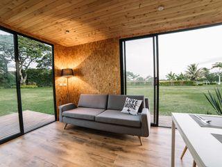 COLECTIVO CREATIVO Modern living room