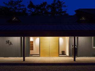 原口剛建築設計事務所 Rumah Modern