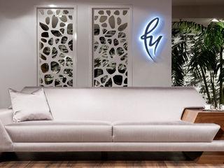 Altera Design Studio 客廳沙發與扶手椅
