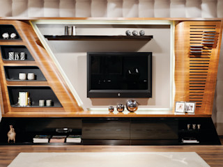 Altera Design Studio 客廳電視櫃
