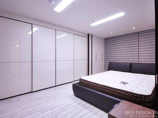 디자인스튜디오 레브 Modern style bedroom