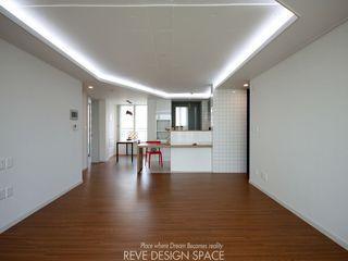 디자인스튜디오 레브 Modern living room