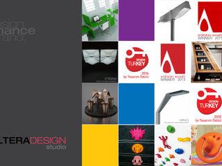 Altera Design Studio 商業空間