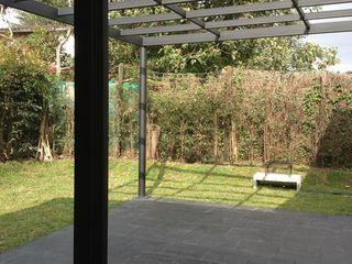 Hincapie Idarraga Estudio Modern garden