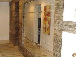 Ana Levy | Arquitetura + Interiores Ruang Keluarga Modern