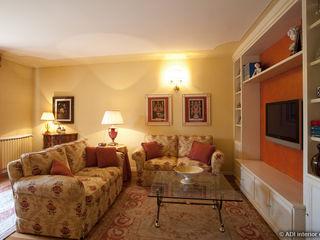 ADI ARREDAMENTI Living room Wood Yellow