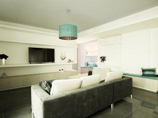 Casa F+P formatoa3 Studio Soggiorno moderno