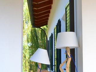 Livyng Ecodesign SalonEclairage Bois Effet bois