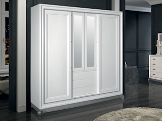 MUEBLES MUCOR, S.L. BedroomWardrobes & closets