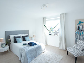 Birgit Hahn Home Staging Спальня