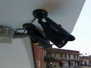 Antifurto e Videosorveglianza Afragola Quadrifoglio Group S.r.l Impresa Edile