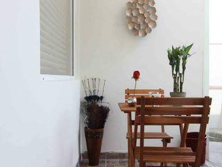 Spaces Architects@ka Varandas, alpendres e terraços modernos