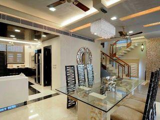 Spaces Architects@ka Salas de estar modernas