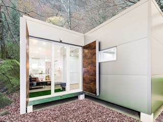 Modulow Twin MoDULoW Casas prefabricadas