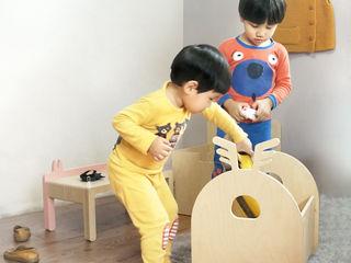 Banana Yolk Nursery/kid's roomStorage